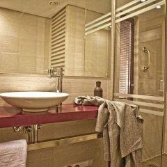 Novus City Hotel ванная
