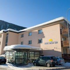 Отель Cresta Sun Швейцария, Давос - отзывы, цены и фото номеров - забронировать отель Cresta Sun онлайн фото 5