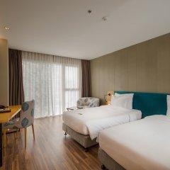 Отель Quinter Central Nha Trang Вьетнам, Нячанг - отзывы, цены и фото номеров - забронировать отель Quinter Central Nha Trang онлайн комната для гостей фото 4
