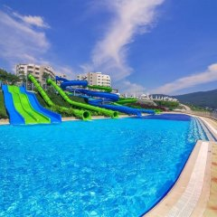 Отель La Blanche Island Bodrum - All Inclusive бассейн