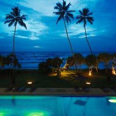 Отель Vendol Resort Шри-Ланка, Ваддува - отзывы, цены и фото номеров - забронировать отель Vendol Resort онлайн пляж