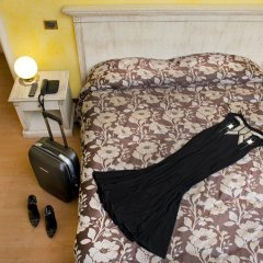 Hotel City Монтезильвано комната для гостей фото 4