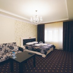 Гостиница Кристалл Палас комната для гостей фото 4