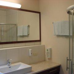 Апартаменты Apartment Auwirt Халлайн ванная