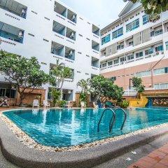 Отель Sutus Court 4 бассейн фото 2