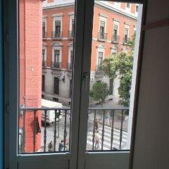 Mola Hostel балкон