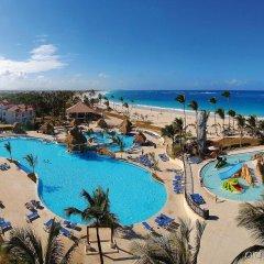 Отель Occidental Caribe - All Inclusive Доминикана, Игуэй - отзывы, цены и фото номеров - забронировать отель Occidental Caribe - All Inclusive онлайн бассейн