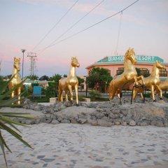 Golden 5 Diamond Beach Hotel & Resort пляж