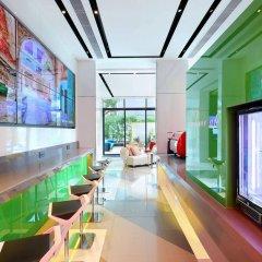 Отель Oakwood Studios Singapore Сингапур, Сингапур - отзывы, цены и фото номеров - забронировать отель Oakwood Studios Singapore онлайн интерьер отеля