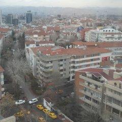 Отель Ankara Hilton городской автобус