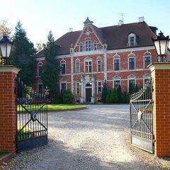 Отель Lezno Palace Польша, Эльганово - 4 отзыва об отеле, цены и фото номеров - забронировать отель Lezno Palace онлайн парковка