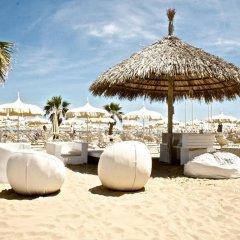 Отель Kursaal Римини пляж фото 2
