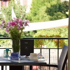 Отель Apogia Lloyd Rome Италия, Рим - 13 отзывов об отеле, цены и фото номеров - забронировать отель Apogia Lloyd Rome онлайн балкон