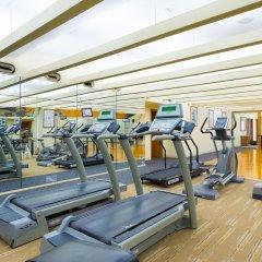 Отель Hôtel du Parc Hanoi Ханой фитнесс-зал