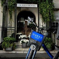 Отель Dukes London Великобритания, Лондон - отзывы, цены и фото номеров - забронировать отель Dukes London онлайн спортивное сооружение