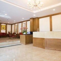 J&Y Hotel Бангкок интерьер отеля