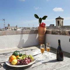 Отель Il Campanile Италия, Гальяно дель Капо - отзывы, цены и фото номеров - забронировать отель Il Campanile онлайн балкон
