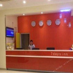 Отель 7 Days Inn Pingxiang Railway Station Branch интерьер отеля фото 3