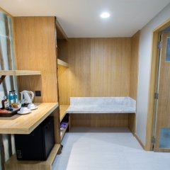 Отель Andaman Cannacia Resort & Spa удобства в номере фото 2