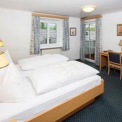 Отель Pension Schiessling Аниф комната для гостей фото 3