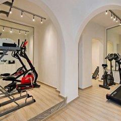 Отель Pegasus Suites & Spa Остров Санторини фитнесс-зал фото 4