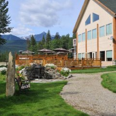 Отель BEST WESTERN PLUS Valemount Inn & Suites фото 9
