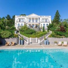 Отель Villa Charlotte Норвегия, Берген - отзывы, цены и фото номеров - забронировать отель Villa Charlotte онлайн бассейн