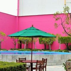 Отель Camino Real Polanco Мехико бассейн фото 2