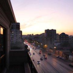 Отель Alp Inn Азербайджан, Баку - 2 отзыва об отеле, цены и фото номеров - забронировать отель Alp Inn онлайн балкон