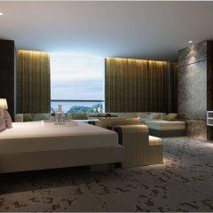 Отель Hyatt Regency Tianjin East комната для гостей фото 2