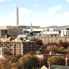Отель Homewood Suites by Hilton Washington DC Capitol-Navy Yard балкон