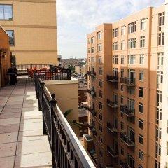 Отель Ginosi Washington Apartel США, Вашингтон - отзывы, цены и фото номеров - забронировать отель Ginosi Washington Apartel онлайн балкон