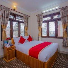 Отель OYO 293 Royal Bouddha Hotel Непал, Катманду - отзывы, цены и фото номеров - забронировать отель OYO 293 Royal Bouddha Hotel онлайн комната для гостей