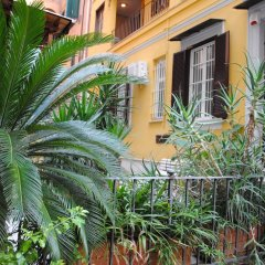 Отель Deluxe Rooms Италия, Рим - отзывы, цены и фото номеров - забронировать отель Deluxe Rooms онлайн балкон