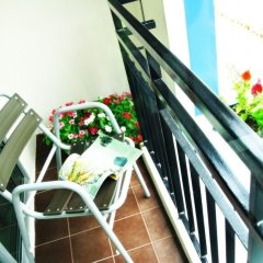 Отель CS Residence балкон