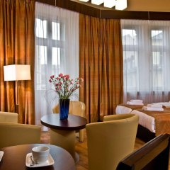 Отель Spatz Aparthotel комната для гостей фото 4