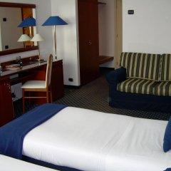 Grand Hotel Tiberio комната для гостей фото 4