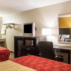 Отель Econo Lodge Columbus удобства в номере фото 2