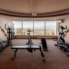 Отель Евроотель Ставрополь фитнесс-зал фото 2