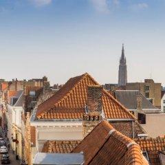 Отель Navarra Brugge Бельгия, Брюгге - 1 отзыв об отеле, цены и фото номеров - забронировать отель Navarra Brugge онлайн приотельная территория