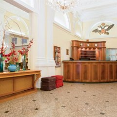 Hotel Kaiserhof Wien интерьер отеля