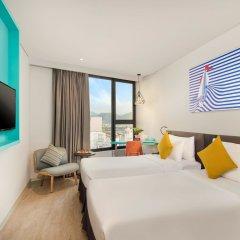 Отель ibis Styles Nha Trang Вьетнам, Нячанг - отзывы, цены и фото номеров - забронировать отель ibis Styles Nha Trang онлайн комната для гостей фото 2