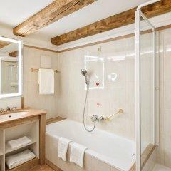Отель Altstadt Radisson Blu Австрия, Зальцбург - 1 отзыв об отеле, цены и фото номеров - забронировать отель Altstadt Radisson Blu онлайн ванная