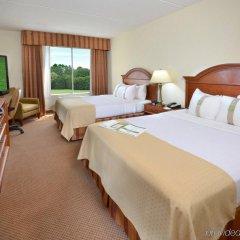 Отель Holiday Inn Raleigh Durham Airport комната для гостей фото 2