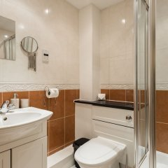 Отель Platinum Apartments Next to London Bridge 9997 Великобритания, Лондон - отзывы, цены и фото номеров - забронировать отель Platinum Apartments Next to London Bridge 9997 онлайн ванная