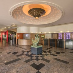Отель Holiday Inn Select Гвадалахара развлечения