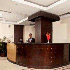 Отель Al Jawhara Metro Дубай интерьер отеля