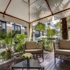 Отель Les Jardins Du Marais Париж интерьер отеля фото 3