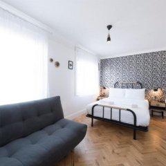 Отель California Hotel Великобритания, Лондон - отзывы, цены и фото номеров - забронировать отель California Hotel онлайн комната для гостей фото 5