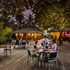 Отель Meeru Island Resort & Spa Мальдивы, Остров Фуранафуши - 10 отзывов об отеле, цены и фото номеров - забронировать отель Meeru Island Resort & Spa онлайн питание фото 3